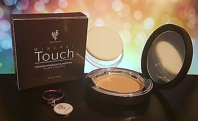 Younique, Touch Mineral Puder-Foundation, SATIN, neu & ovp
