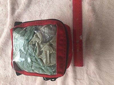 Trauma bag interior organizing pouches / inserts for Paramedic / EMT / Fire