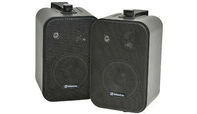 100v line speakers 30W white - pair