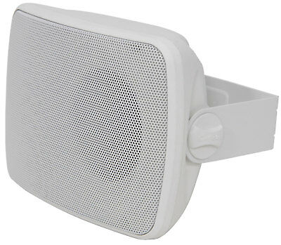 FC4V-W compact 100V background speaker 4in, white