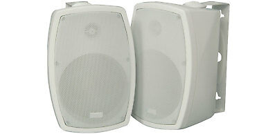 "10cm (4"") indoor/outdoor speaker"