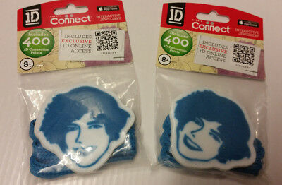 One Direction 1D Connect  2X Shoelaces Harry Styles Official 1D Merchandise New