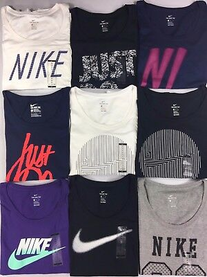 Women's Nike Athletic Cut Scoop Neck T-Shirt