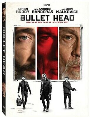 Bullet Head (REGION 1 DVD New)