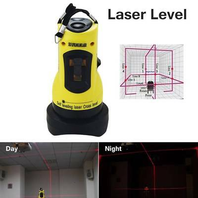 ZH-SL202 Laser Level Self-Levelling Cross Line Horizontal Vertical Measuring NEW