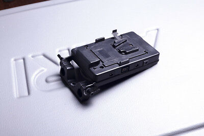 V-Mount  Battery Plate with 15mm Rod Clamp Multi output (5V & 7.2V & 12V & 14.8V