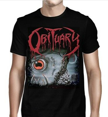 OBITUARY - Cause Of Death - T SHIRT S-2XL Brand New Official JSR Merchandise