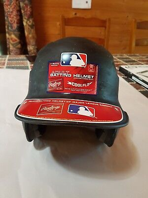 Rawlings Adult Coolflo Softball Baseball Batting Helmet Medium 6 7/8-7 Brand New