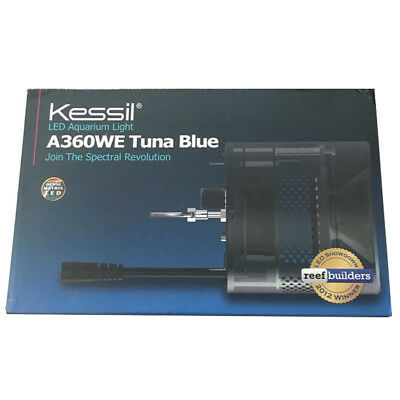 Kessil Led A360We Light Marine Fish Tank Lighting Tuna Blue A360 We Aquarium