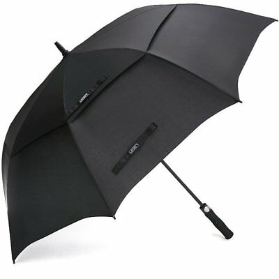 G4Free Golf Umbrella 68 Inch Windproof Double Canopy Vented Extra Large Oversize