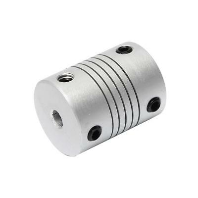 3D Printer Flexible Shaft Coupling Stepper Motor Coupler Connector 5x8x25mm