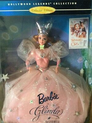 Barbie As Glinda ..the Good Witch ..Hollywood Legends Collection