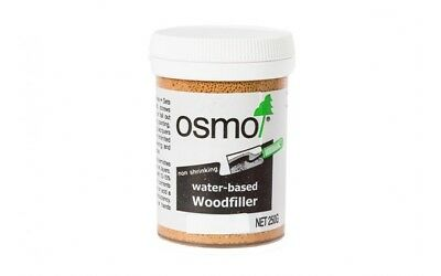 Osmo Water Based Wood Filler - 250g tubs (Choose Colour)
