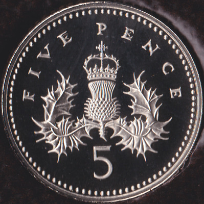1968 TO 1989 Decimal 5p Your Choice of Date
