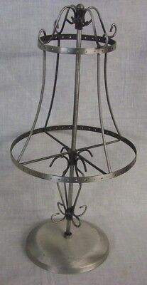 Store Display Fixtures NEW BELL SHAPED TABLE TOP EARRING DISPLAY 2 Levels