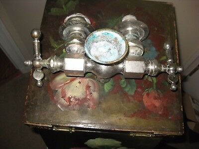 VINTAGE WATER FAUCET home plumbing bath tub fittings claw tub water faucets