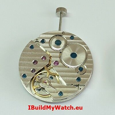 Seagull ST3620 TY3620 ST36 clone of Unitas 6498-2 Manual winding watch movement
