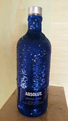 Absolut Vodka Uncover Sequin 1,0 Liter Flasche