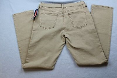 Old Navy Jeans Mens Slim Built-In Flex Tan Color Size 38X36 Zip Fly New With Tag
