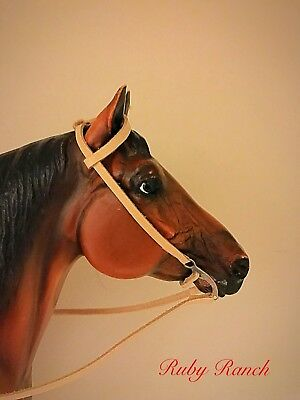Model Horse Western Bridle Fits 1.9 Scale Traditional Breyer Horse