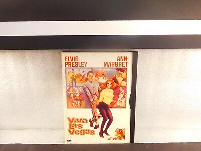 Viva Las Vegas - Elvis Presley, Ann-Margret on DVD