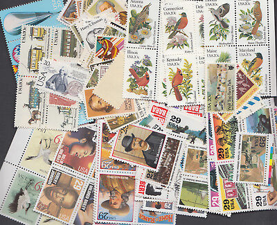 US Face Value lot $34+ discount postage, Free Shipping!