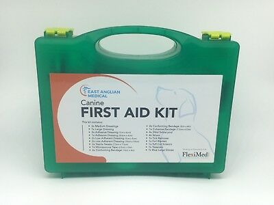 Canine First Aid Kit -  Dog,Medical, pet first aid, Dog first Aid Kit, Puppy