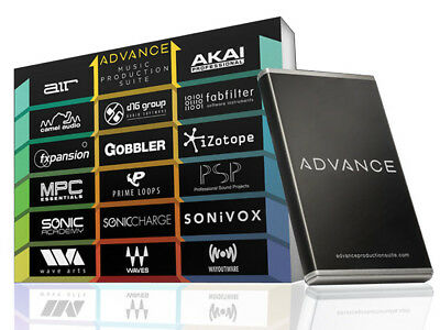 AIR Advance Music Production Suite - Plugins und Expansions für Produktion & Mix