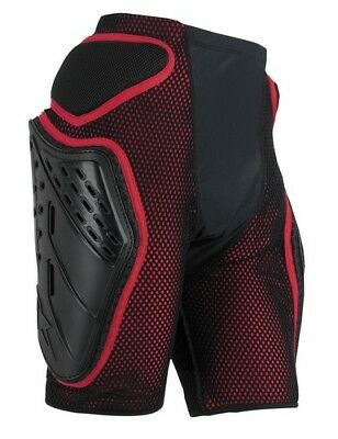 Alpinestars BIONIC FREE RIDE SHORTS Padded Motocross Under Armour MX Downhill