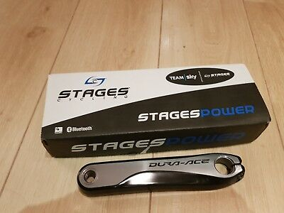 Stages Powermeter Dura Ace 9000