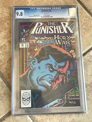 THE PUNISHER #30 Vol. ONE cgc 9.8 1990