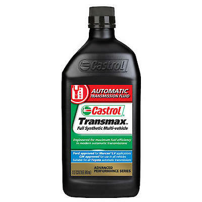 Castrol Transmax Full Synthetic ATF 946mL 00678-66