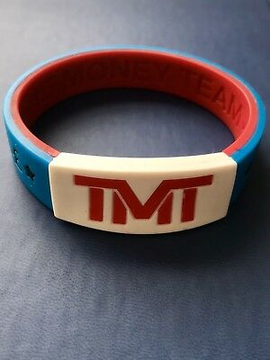 FLOYD MAYWEATHER THE Money Team TMT Reversible Boxing Bracelet ... 8e531e2e06e