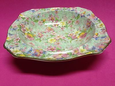 Royal Winton Grimwades Marion 6-1/2 Inch Fruit Cereal Bowl 1951 Chintz China 2