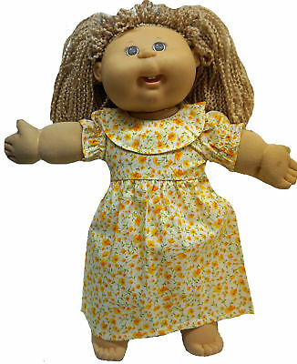 Dress/Nightgown For Cabbage Patch Kid Dolls