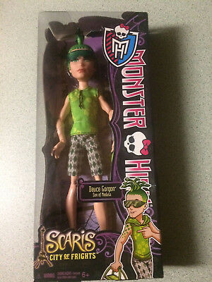 Monster High Scaris City of Frights Deuce Gorgon New in Box