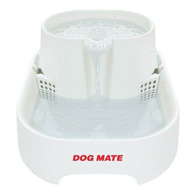 Platinum Pet Fountain Large Automatic Drinking Fresh Water for Dogs and Cats