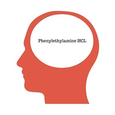 Phenylethylamine HCL (PEA)-100 Grams (Back in stock!)