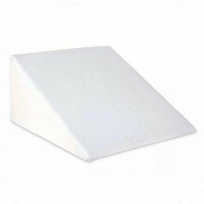 NEW Convenient Sleep Memory Foam Bed Wedge Support Pillow Cushion Washable Cover