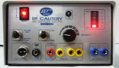 Skin Surgical R.F Cautery Surgical Diathermy Electrosurgical Generator