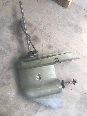 60hp 65hp 70hp 75hp Johnson/ Evinrude Outboard Gearbox Electric Shift 3 Cylinder