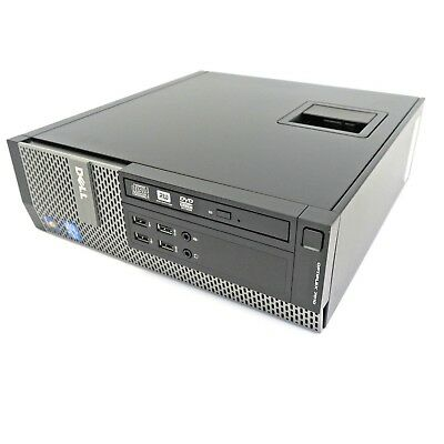 Dell OptiPlex 7010 SFF Core i5-3470 @ 3.20GHz SSD HDD  Desktop PC Windows 10