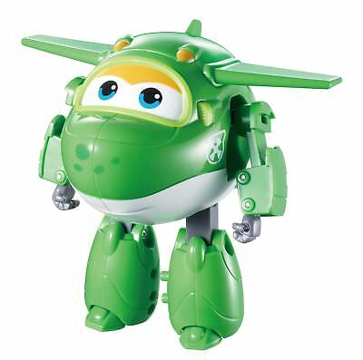 Super Wings Mini Transform a Bots Mira 12 cm Transformer Flugzeuge Spielzeug