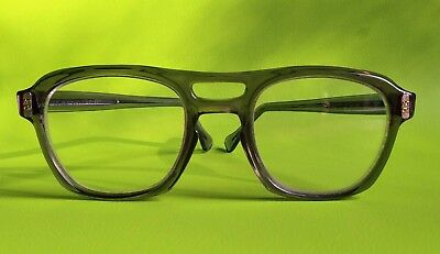 Vintage 1980s NOS Safety Eyeglasses by American Optical 52/20