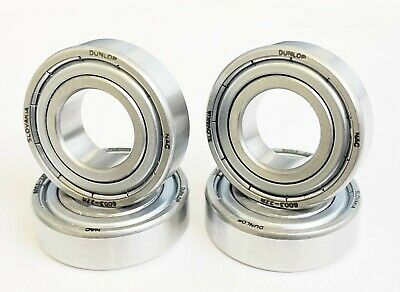 Set of 2 6003Z 17mm Kart Wheel / Hub Bearings