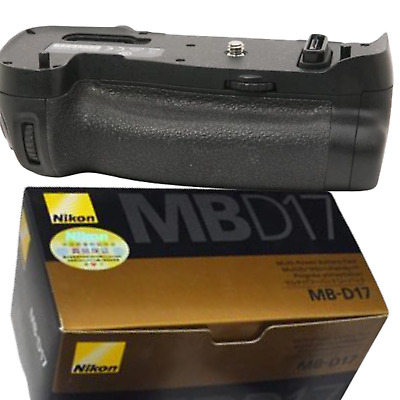 New NIKON MB-D17 Multi Battery Paower Pack for D500
