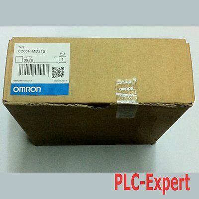 Omron PLC Input/Output Module C200H-MD215 NEW IN BOX