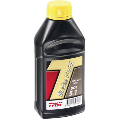 Liquide De Frein Gro Global Racing Oil Dot 5.1 Bidon De 500 Ml Moto Maxi Scooter