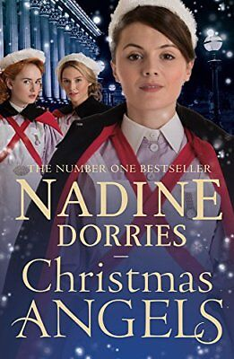 Christmas Angels (Lovely Lane) by Nadine Dorries New Paperback Book