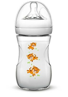 Philips Avent SCF627/20 Natural Bottle Tiger (260ml/9oz) 1m+ Bpa 0%